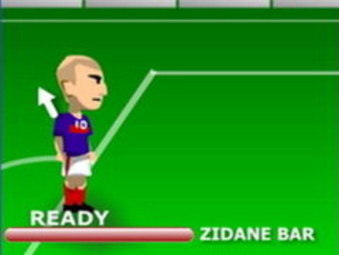 Zidane Showdown