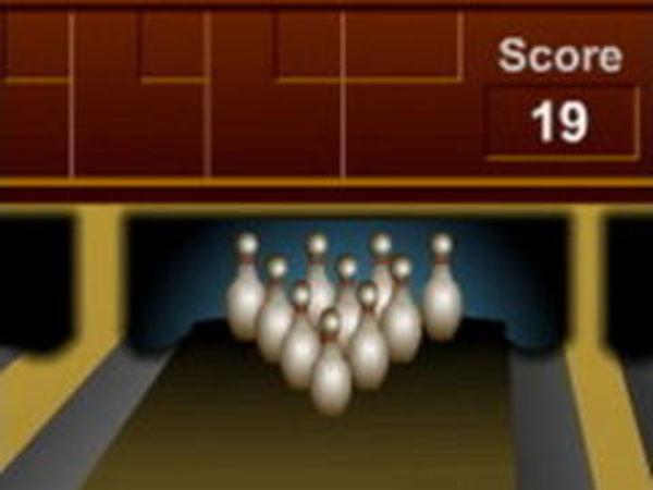 Bild zu Sport-Spiel Bowling Master