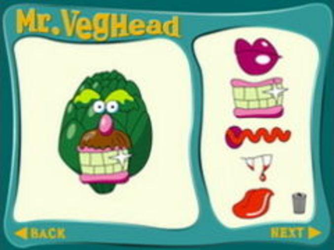 Gemüsekopf