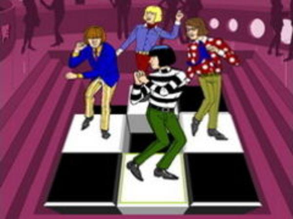 Bild zu Denken-Spiel Disco Dance