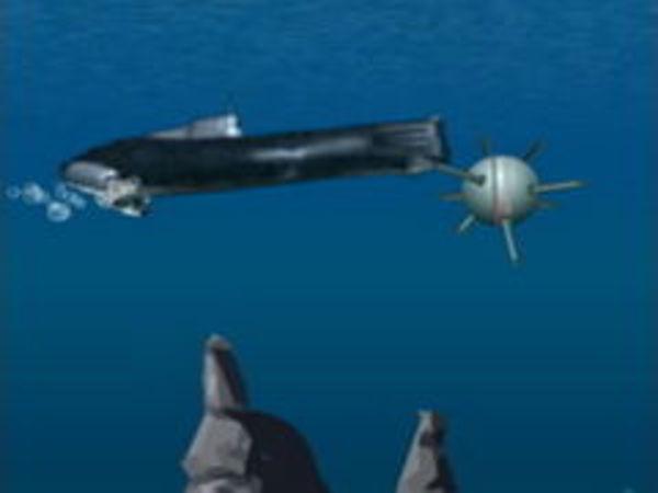 Bild zu Action-Spiel U-Boot Commander