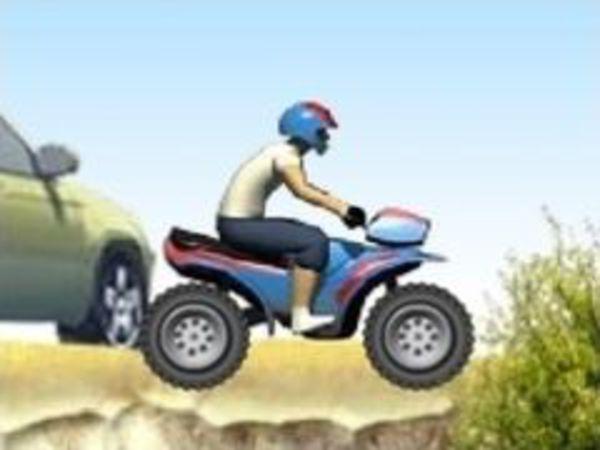 Bild zu Rennen-Spiel ATV Extreme