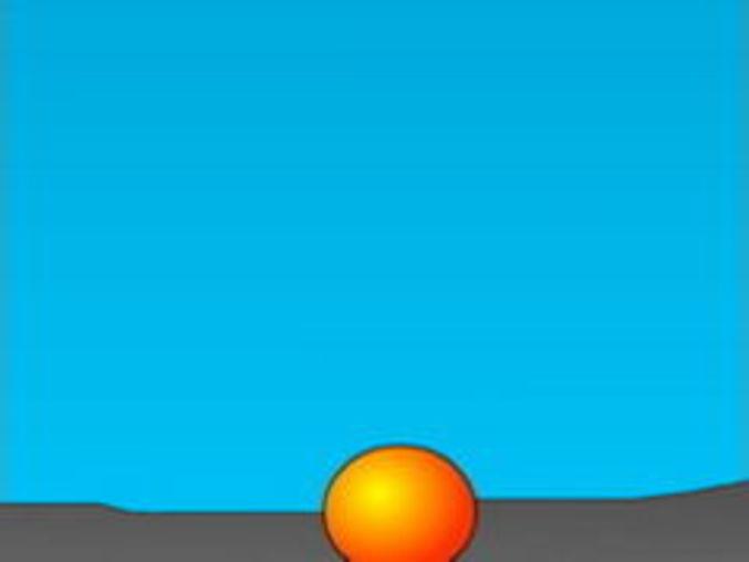 Hüpfball