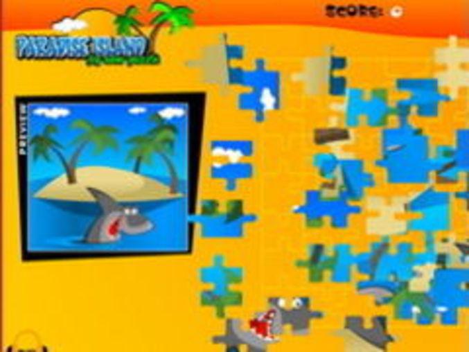 Paradies Puzzle