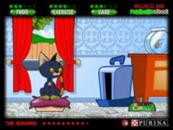 Bild zu Mädchen-Spiel Pet Game