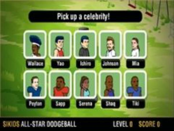Bild zu Sport-Spiel All-Star-Dodgeball