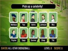 All-Star-Dodgeball spielen
