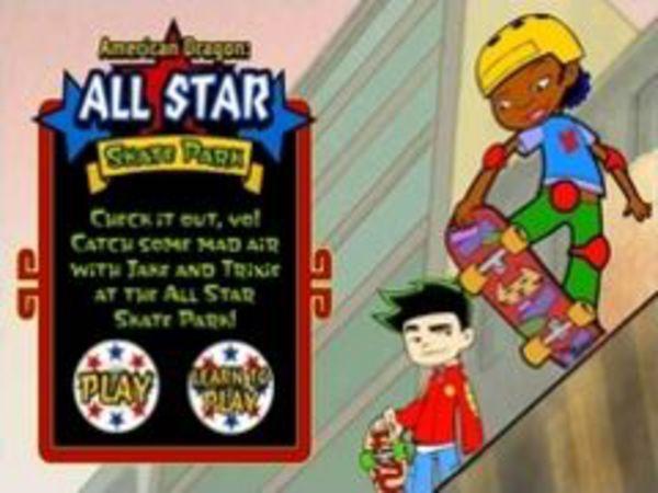 Bild zu Sport-Spiel All Star Skate Park