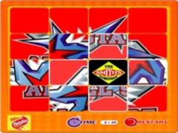 Bild zu Denken-Spiel Mega Tazo Puzzle Buster