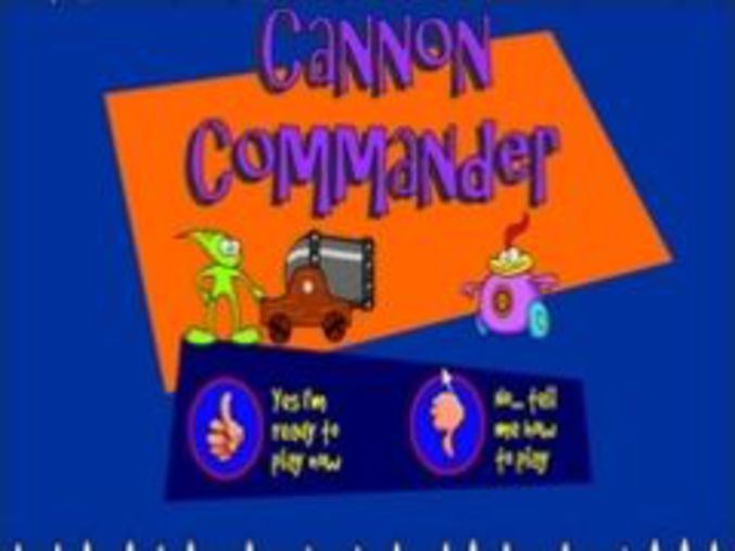 Cannon Commander
