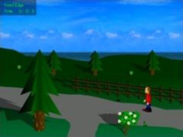 Bild zu Geschick-Spiel Freds Adventure