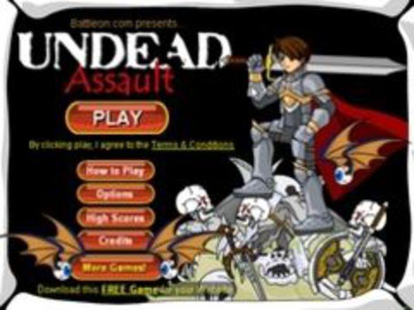 Bild zu Action-Spiel Undead Ussault