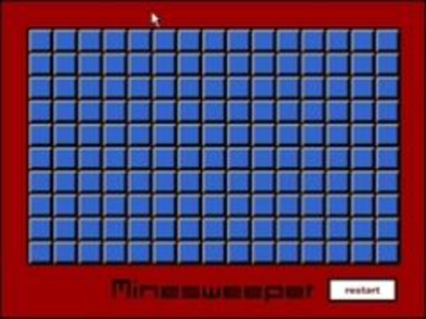 Bild zu Denken-Spiel Minisweeper