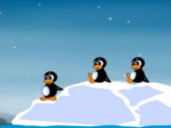 Pinguinkampf