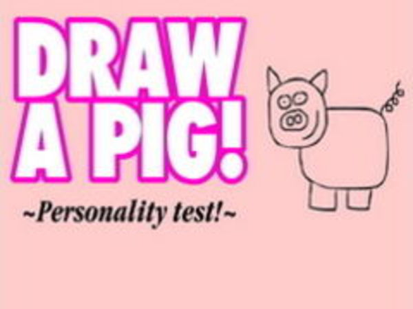 Bild zu Kinder-Spiel Draw a Pig
