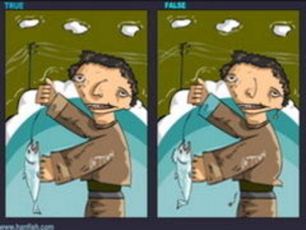 Bild zu Denken-Spiel Finde die Fehler 2