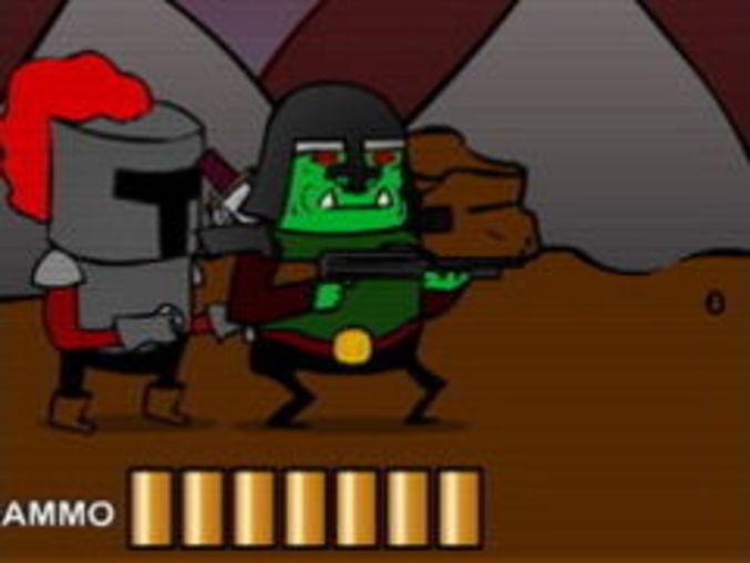 Orc Shotgun
