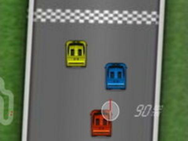 Bild zu Apps-Spiel 3D Racing