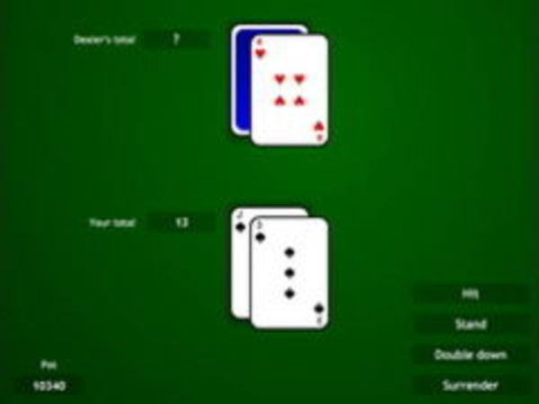 Bild zu Karten & Brett-Spiel Black Jack Party