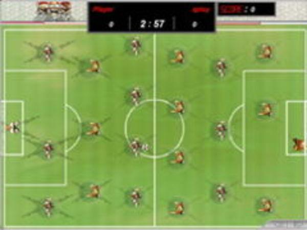 Bild zu Sport-Spiel Spin Kicker