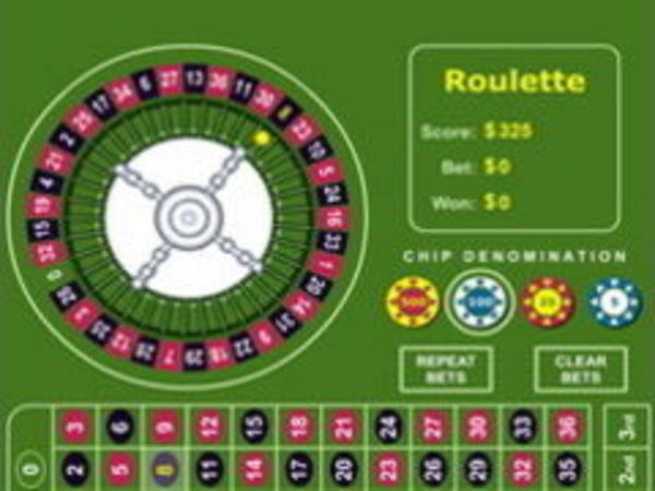 Bild zu Denken-Spiel Easy Roulette