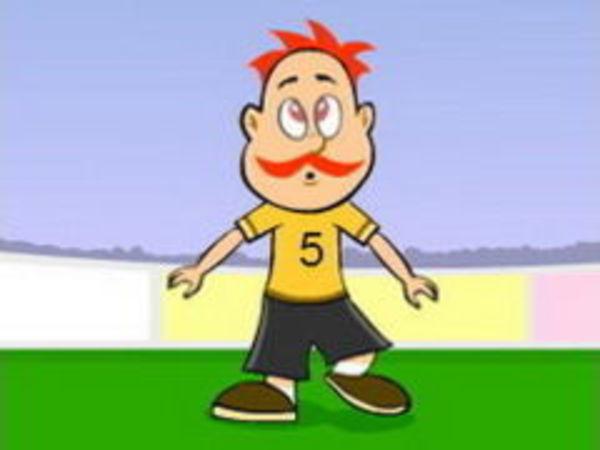 Bild zu Geschick-Spiel Football Header