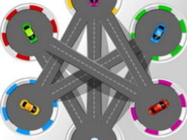 Bild zu Denken-Spiel Parking Zone