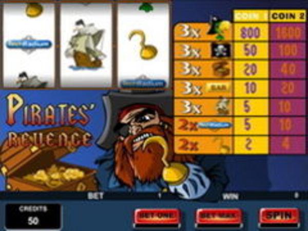 Bild zu Apps-Spiel Pirates Slots