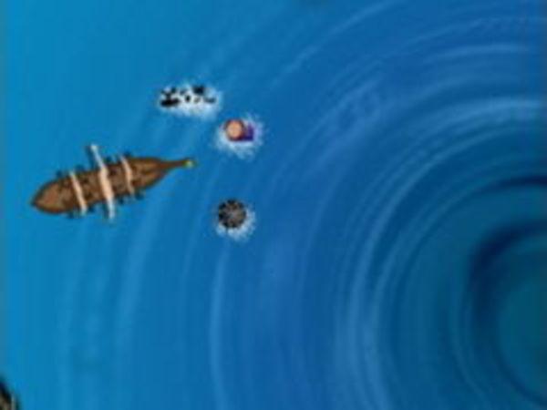 Bild zu Geschick-Spiel Sink or Spin