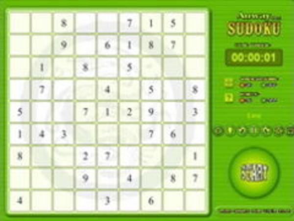 Bild zu Denken-Spiel Sudoku 4