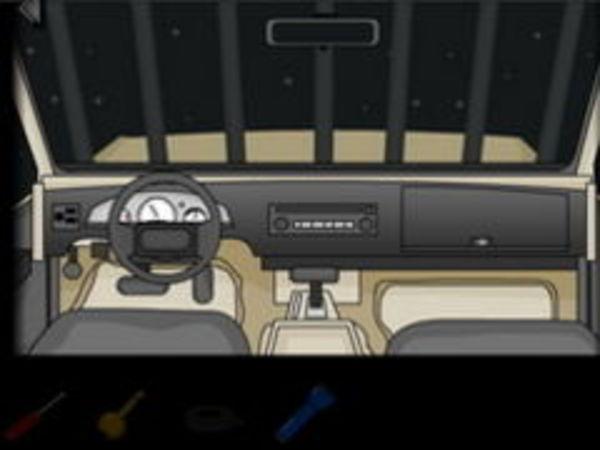 Bild zu Denken-Spiel Escape from Car