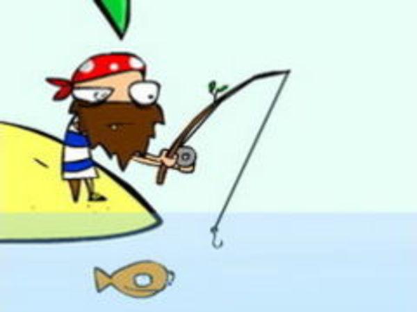 Bild zu Geschick-Spiel Island Fishing