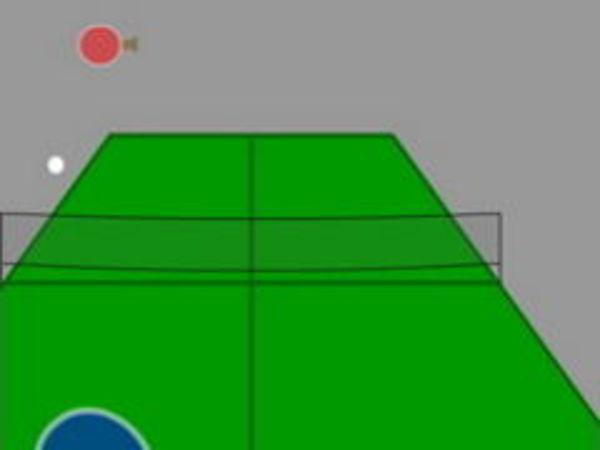 Bild zu Sport-Spiel Ping Pong 3D
