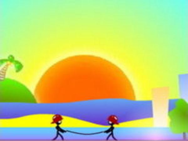Bild zu Geschick-Spiel Save Me 2