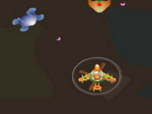 Bild zu Action-Spiel Starship Chopper