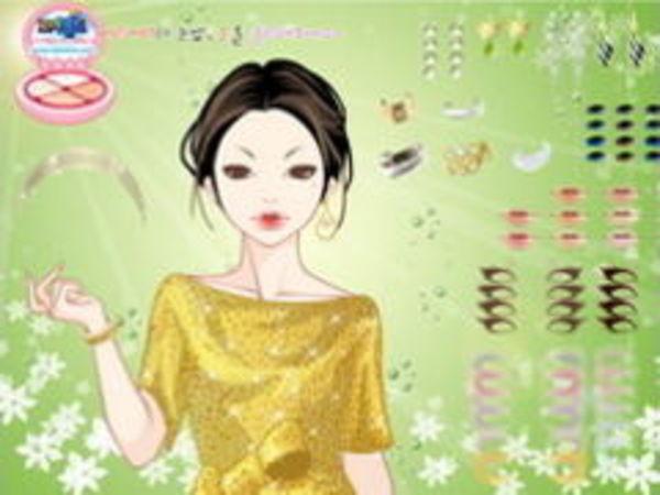 Bild zu Kinder-Spiel Daisy Dressup