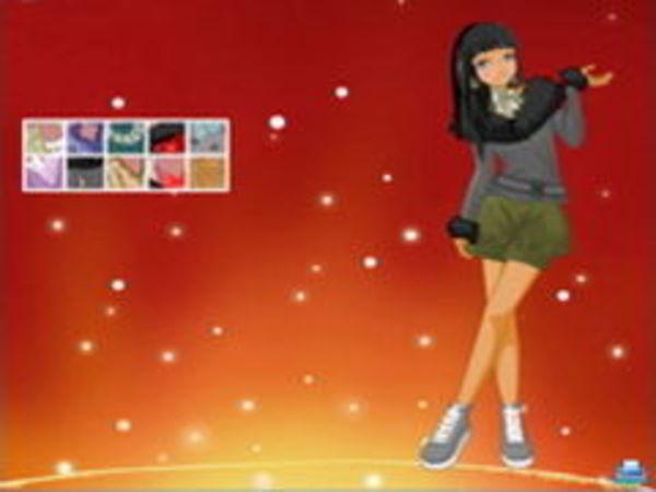 Bild zu Mädchen-Spiel I Dressup