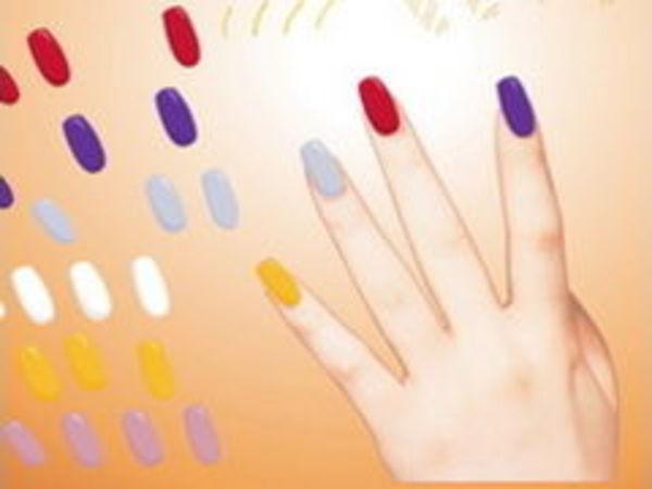 Bild zu Kinder-Spiel Nails