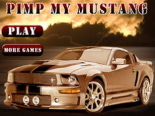 Bild zu Top-Spiel Pimp my Mustang