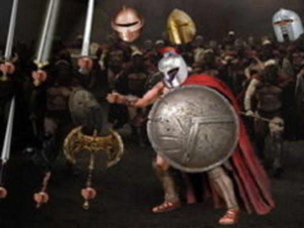 Bild zu Denken-Spiel Pimp my Spartan