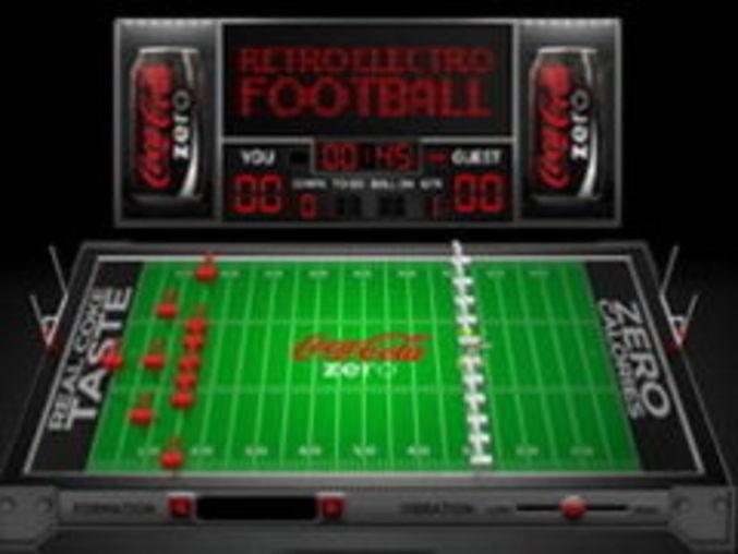 Retro Electro Football
