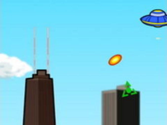 Skyscaper Defense