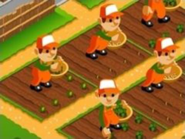 Bild zu Simulation-Spiel Saft Garten