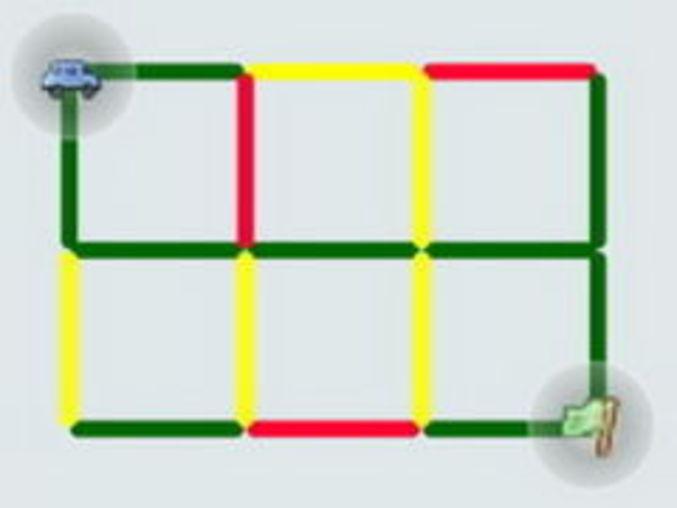 Trafficjam Puzzle