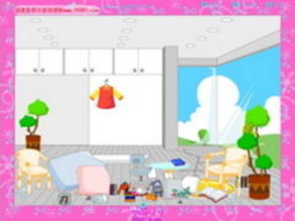 Bild zu Mädchen-Spiel Childrens Room