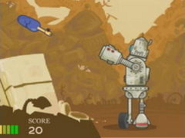 Bild zu Action-Spiel Doctor Compactor