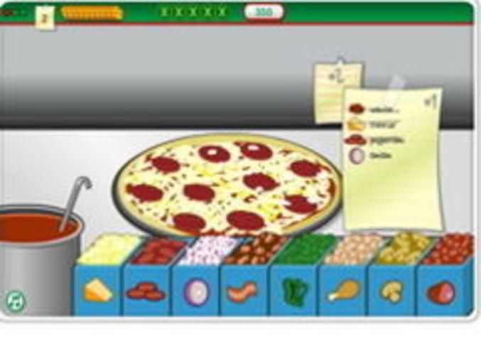 Extravaganza Pizza