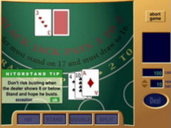 Bild zu Karten & Brett-Spiel Hit or Stand