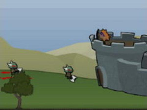 Bild zu Action-Spiel Strongbow