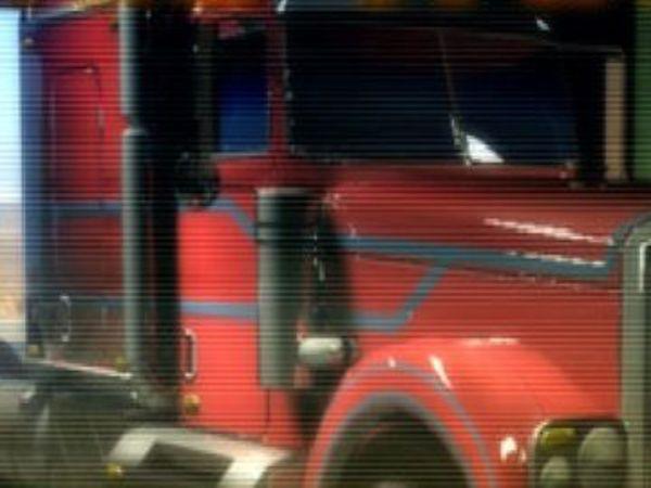 Bild zu Geschick-Spiel Trucker Madness